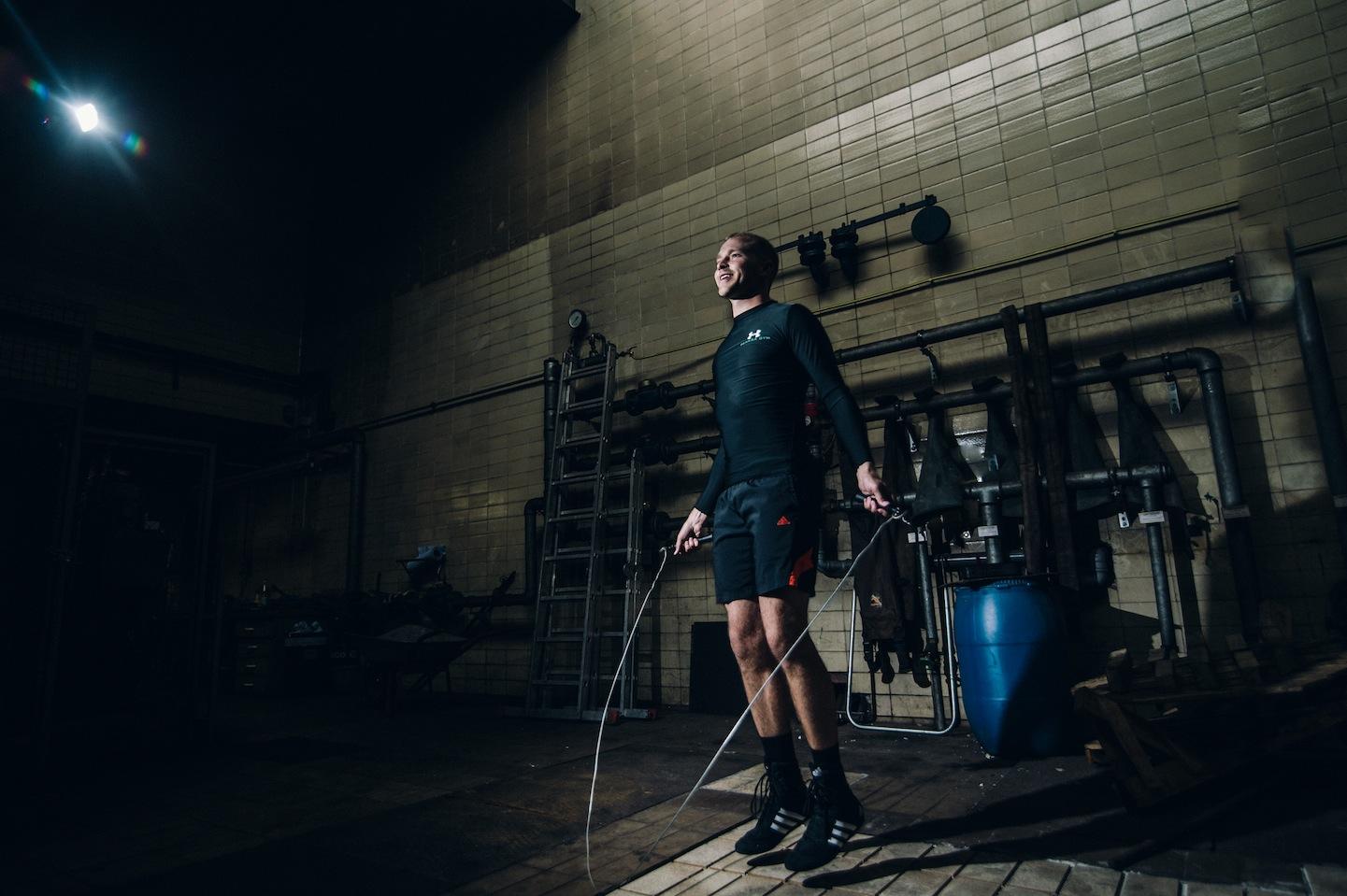 Ganzkörpertraining, Boxen, Stress, Christoph Teege