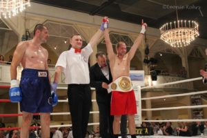 Christoph Teege - Bildung trifft Boxen