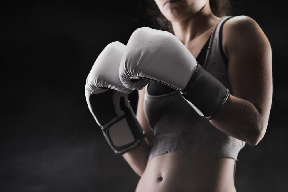 Fitness-Boxen für Männer und Frauen.