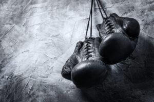 Box-Coaching schult Selbstdisziplin.