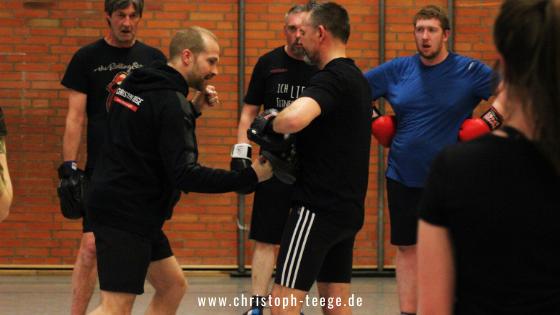 Fitness-Boxen, Boxtraining, Christoph Teege