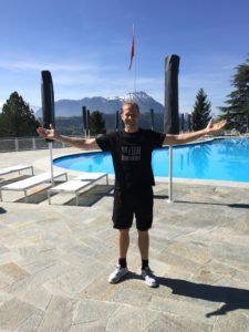 Boxcamp, Schweiz, Bürgenstock Resort, Fitness-Boxen, Christoph Teege