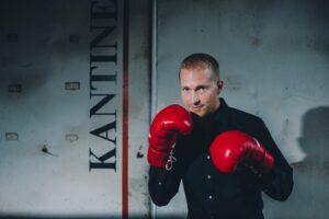 Dunkle Jahreszeit, Boxen, Christoph Teege