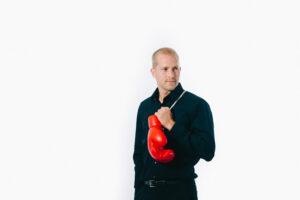Resilienz, Resilienz-Tipps, Christoph Teege, aufgeben, dranbleiben, durchboxen