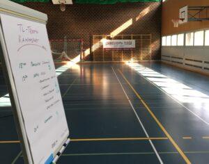 Boxevent, Teamevent, Firmenevent, Ziele erreichen, Ziele, Teambuilding, Christoph Teege, Boxcoach