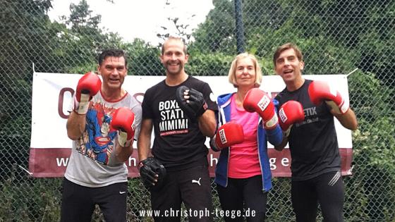 Eigeninitiative, Motivation, Christoph Teege