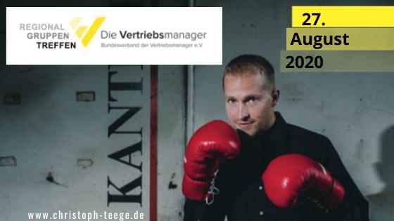 Vertrieb, Christoph Teege, BDVM, Bundesverband der Vertriebsmanager
