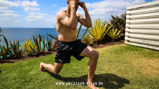 Trainingsfehler, Training, Fehler, Sport, Motivation, Dranbleiben, Christoph Teege