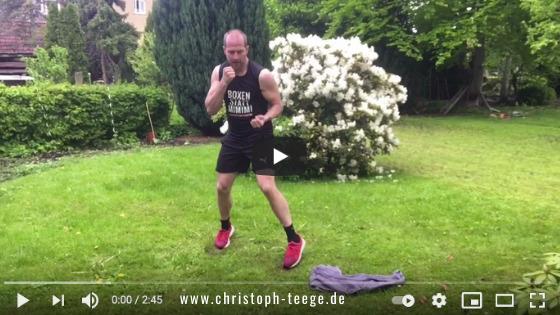 Ganzkörpertraining, Fitness-Boxen Workout